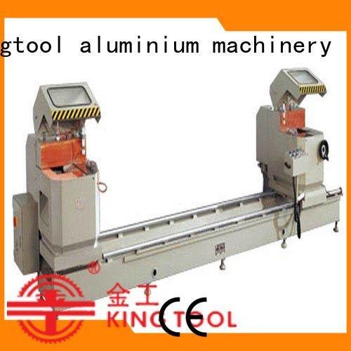 aluminium cutting machine price wall aluminium cutting machine kingtool aluminium machinery Brand