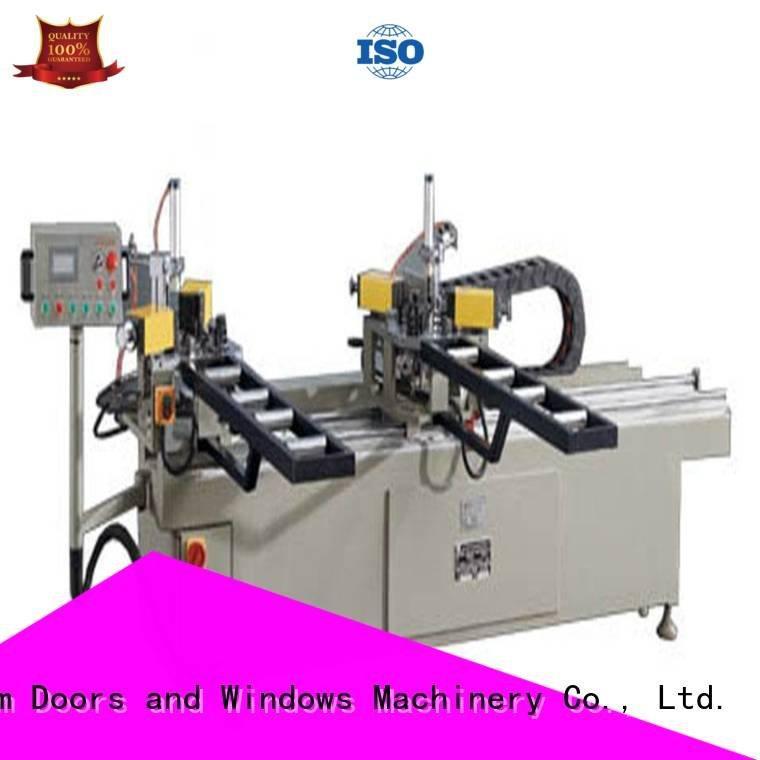 aluminium crimping machine for sale heavy crimping profile thermalbreak
