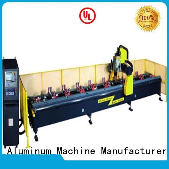 Wholesale profile 5axis aluminium router machine kingtool aluminium machinery Brand