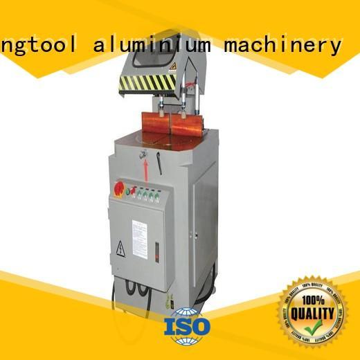 best aluminium sheet cutting machine double for heat-insulating materials in workshop