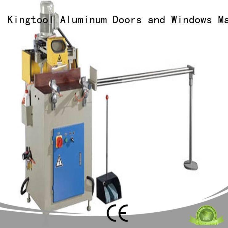 copy router machine single duty OEM aluminium router machine kingtool aluminium machinery