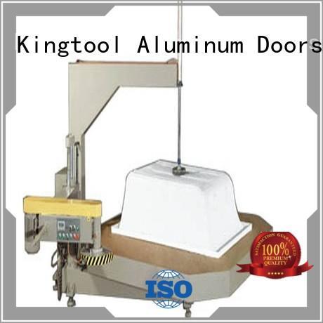kingtool aluminium machinery mitre Sanitary Ware Machine customization for milling
