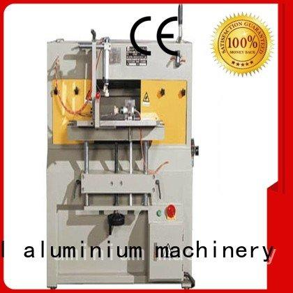 Quality aluminum end milling machine kingtool aluminium machinery Brand endmilling cnc milling machine for sale