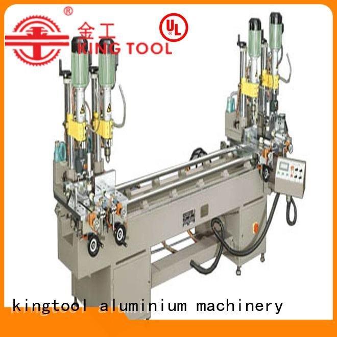 drilling and milling machine al Aluminium Drilling Machine pneumatic kingtool aluminium machinery