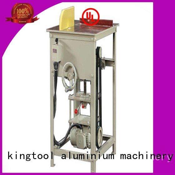 aluminium cutting machine price saw cutting aluminium cutting machine kingtool aluminium machinery Brand