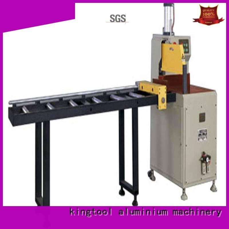 2axis curtain kingtool aluminium machinery aluminium cutting machine price