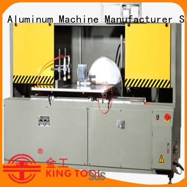 OEM aluminum curtain wall machinery aluminum notching aluminium aluminum curtain wall cutting machine