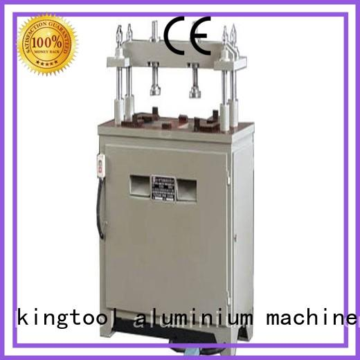 steady aluminium punching machine profile free quote for grooving