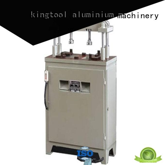 machine aluminum punch free design for grooving kingtool aluminium machinery