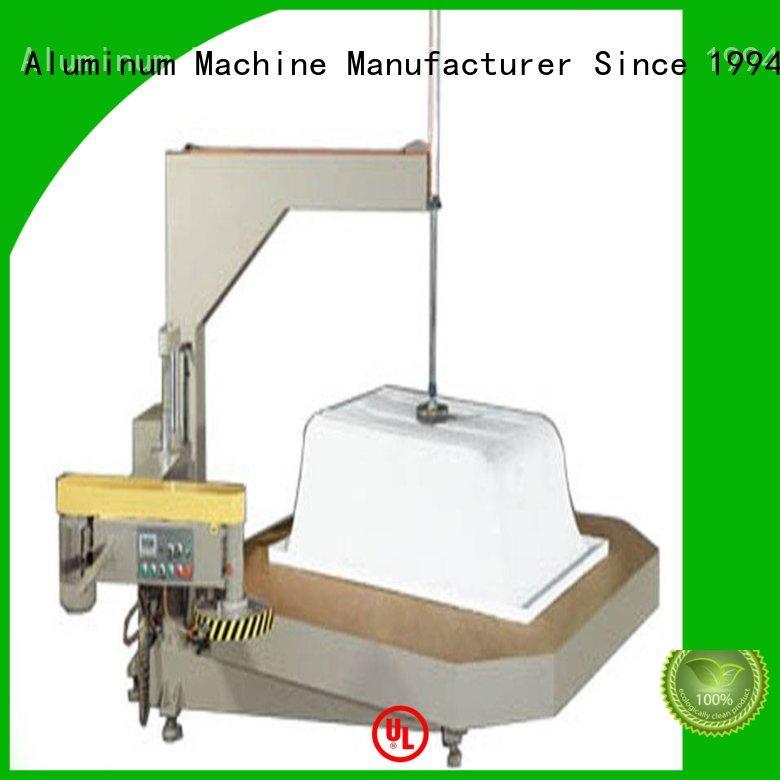 kingtool aluminium machinery easy-operating sanitary aluminum cutting machine directly sale for engraving