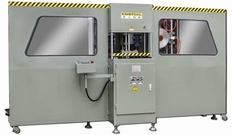 kingtool aluminium machinery KT-313Y Aluminum Curtain Wall Profile End Milling Machine Aluminum Milling Machine image1