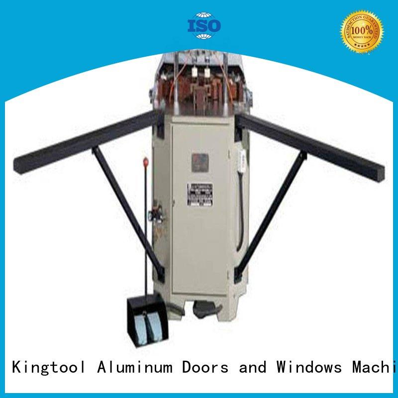 kingtool aluminium machinery inexpensive metal crimper machine with good price for metal plate