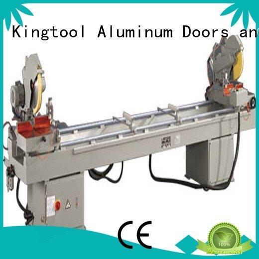 aluminium cutting machine price ktd500a wall aluminium cutting machine