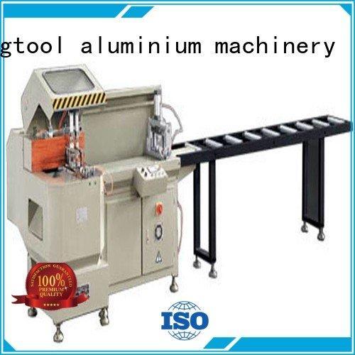manual aluminium cutting machine aluminum wall