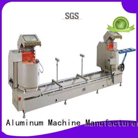 type auto feeding aluminium cutting machine profiles kingtool aluminium machinery