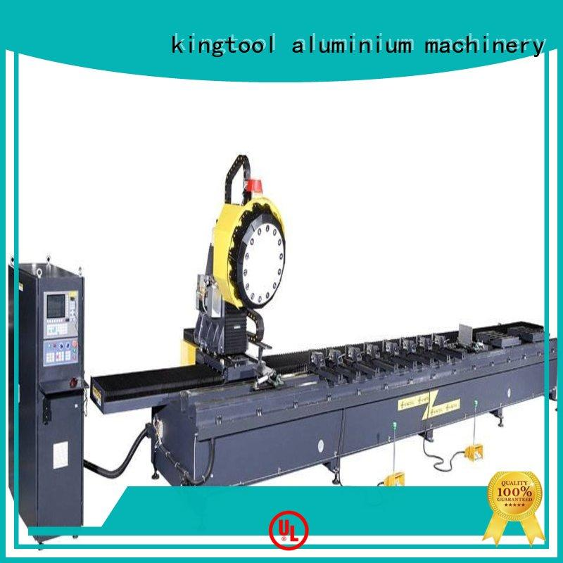 kingtool aluminium machinery best cnc router machining for tapping