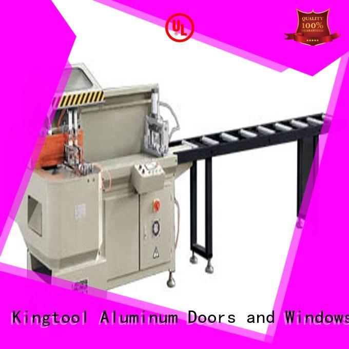 best automatic aluminium cutting machine digital for aluminum window in workshop