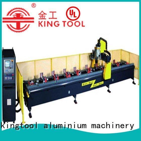 profile aluminium router machine kingtool aluminium machinery cnc router aluminum