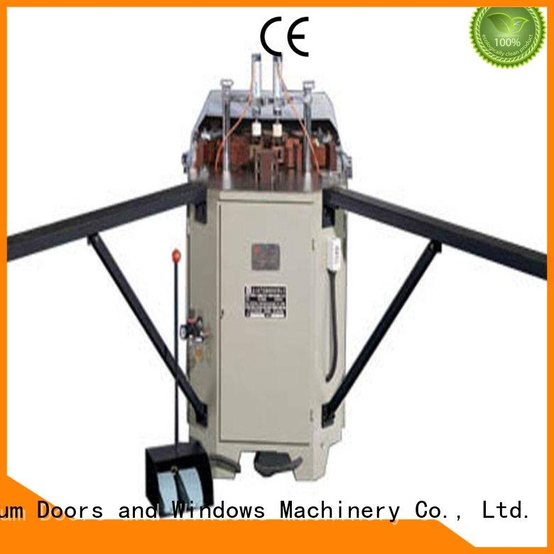 best-selling aluminium tube crimping machine thermalbreak bulk production for steel plate
