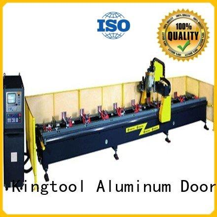 kingtool aluminium machinery Brand cnc double cnc router aluminum industrial cutting