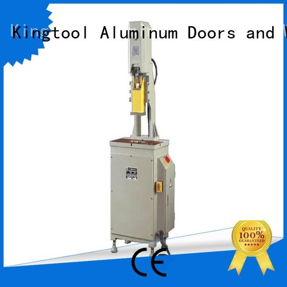 kingtool aluminium machinery Brand multicy linder seated aluminum punching machine manufacture