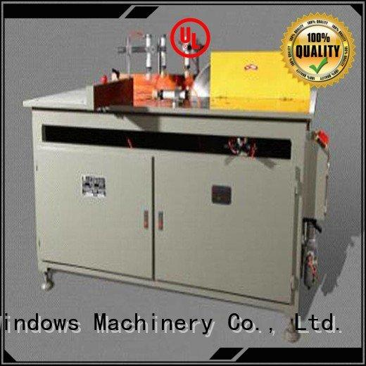 kingtool aluminium machinery readout aluminium cutting machine auto feeding 45degree