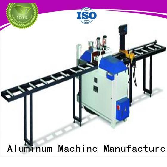 Quality kingtool aluminium machinery Brand automatic heavy aluminium cutting machine