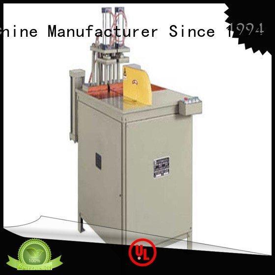 Custom aluminium cutting machine precision thermalbreak mitre kingtool aluminium machinery