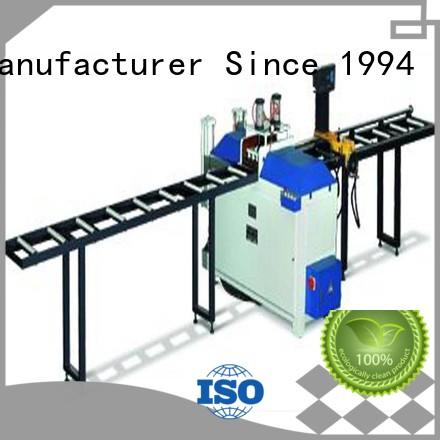kingtool aluminium machinery durable cnc laser cutting machine for aluminum window in workshop