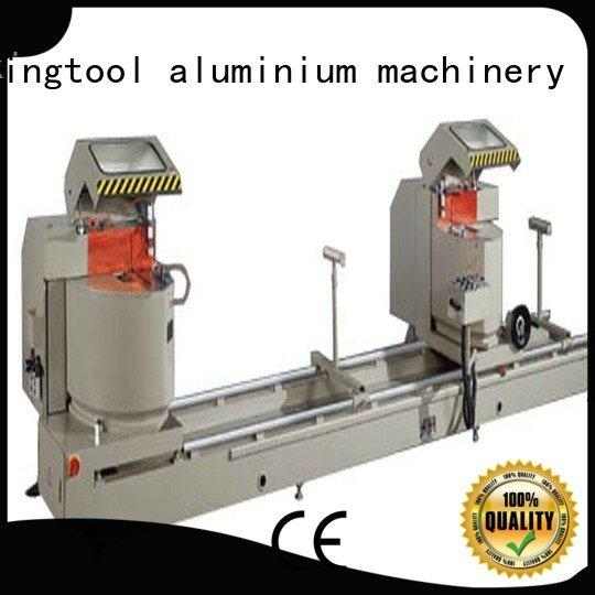 aluminium cutting machine price wall duty various kingtool aluminium machinery