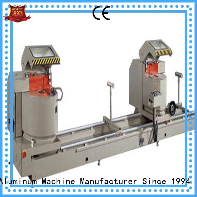 Quality kingtool aluminium machinery Brand full aluminium cutting machine