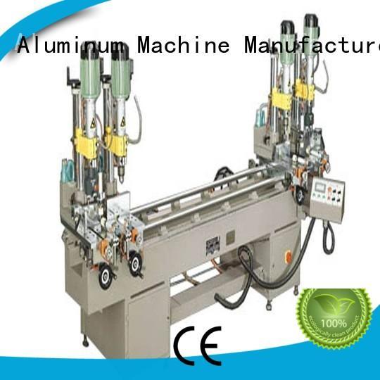 kingtool aluminium machinery machine Aluminium Drilling Machine directly sale for PVC sheets