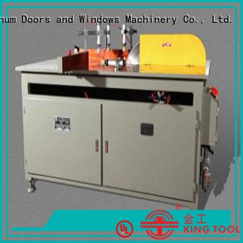 aluminium cutting machine price full aluminium cutting machine kingtool aluminium machinery manual single