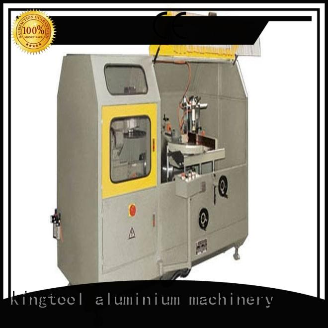 Hot aluminum curtain wall machinery saw kingtool aluminium machinery Brand