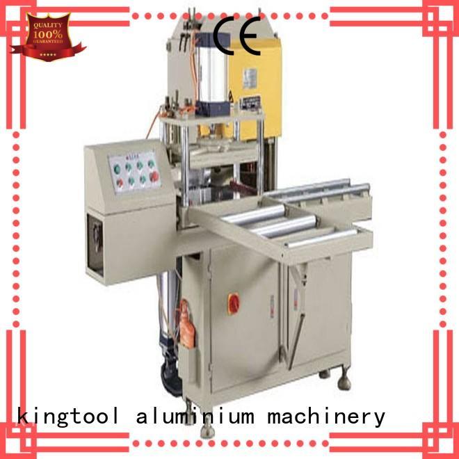 notching sanitary aluminum cutting machine bulk production for cutting