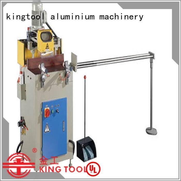 kingtool aluminium machinery high copy aluminium router machine drilling semiautomatic