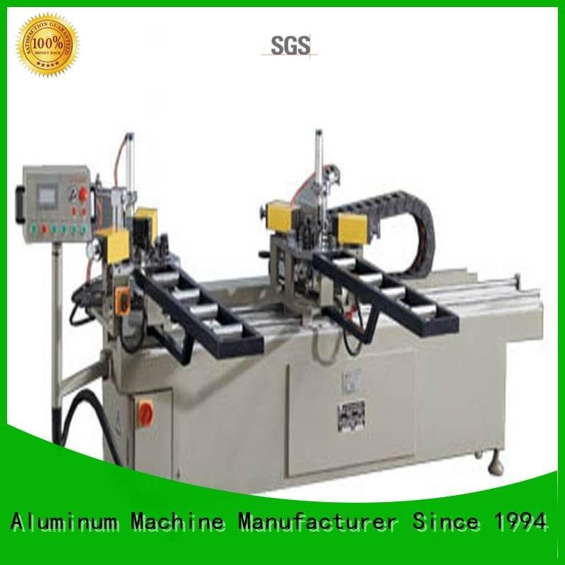 doubl ecorner profile kingtool aluminium machinery aluminium crimping machine