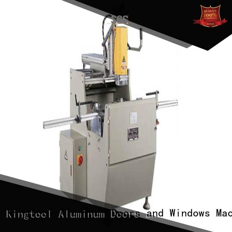 Custom aluminium router machine drilling high duty kingtool aluminium machinery