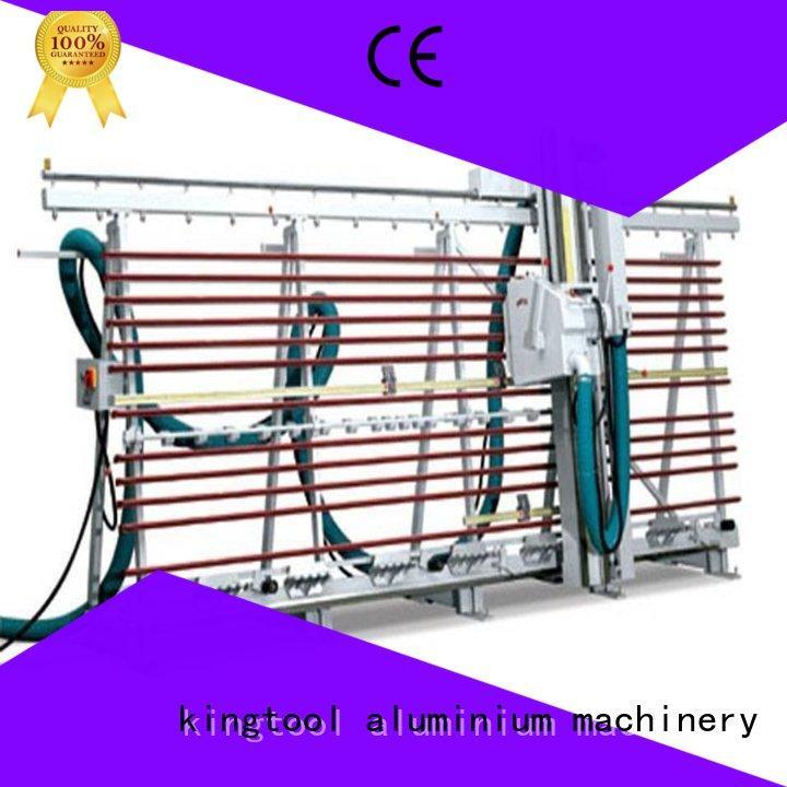 aluminium composite panel manufacturing process panel in factory kingtool aluminium machinery