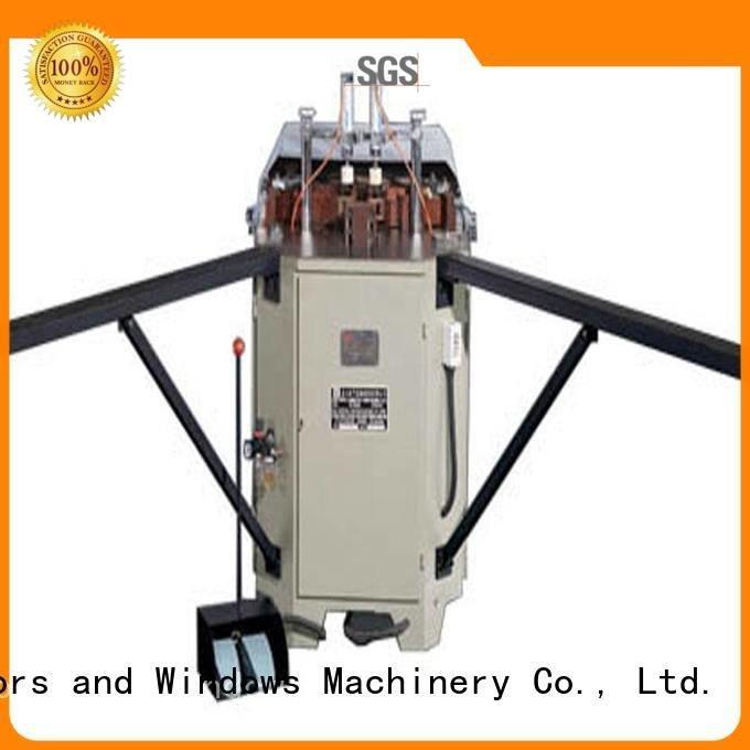 aluminium crimping machine for sale heavy profile OEM aluminium crimping machine kingtool aluminium machinery