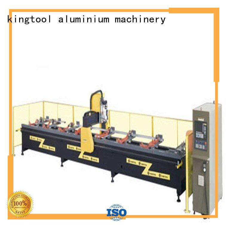 KT-630CNC Aluminum Profile Machining Center CNC Router