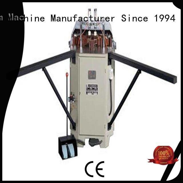 doubl ecorner duty heavy aluminium crimping machine for sale kingtool aluminium machinery