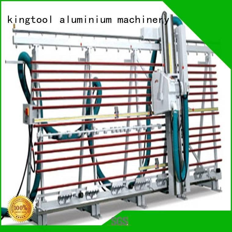 aluminum ACP Processing Machine Supplier vertical kingtool aluminium machinery