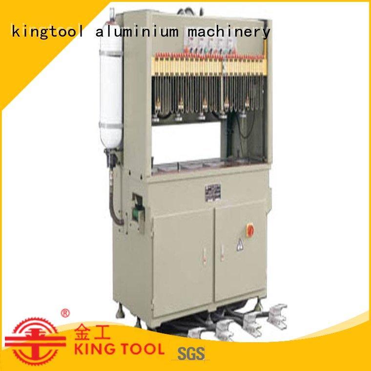 KT-373E Multi-Cylinder Hydraulic Aluminum Punching Machine