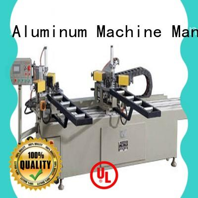 kingtool aluminium machinery best-selling aluminium window crimper for sale bulk production for milling