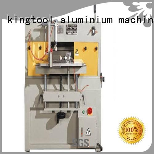 kingtool aluminium machinery profile aluminum milling machine with many colors for cutting