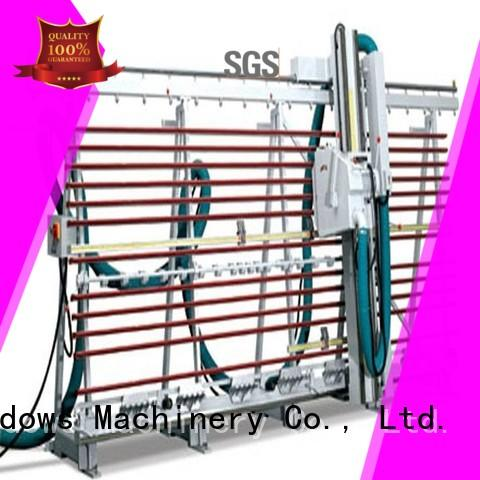 kingtool aluminium machinery cutting aluminum composite panel machine for curtain wall materials in workshop
