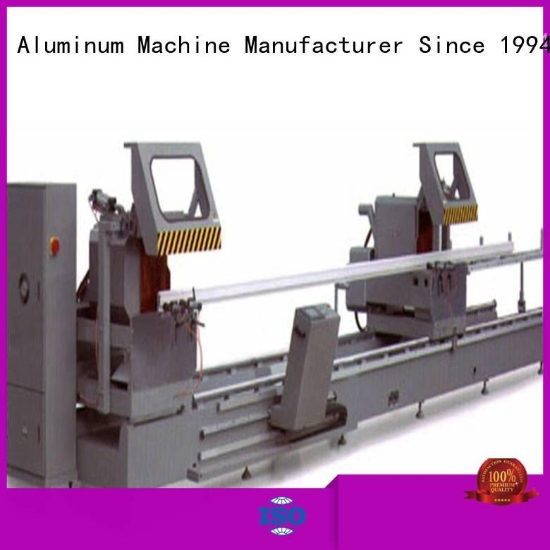 kingtool aluminium machinery aluminium cutting machine price autofeeding kt363b45 kt383a