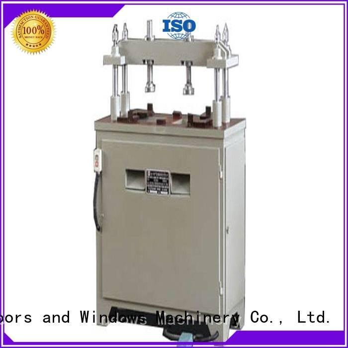 Custom aluminum punching machine multicy linder hydraulic aluminum kingtool aluminium machinery