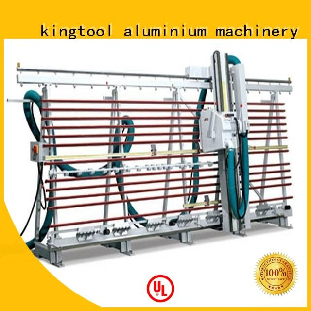 kingtool aluminium machinery Brand grooving acp sheet cutting machine composite factory